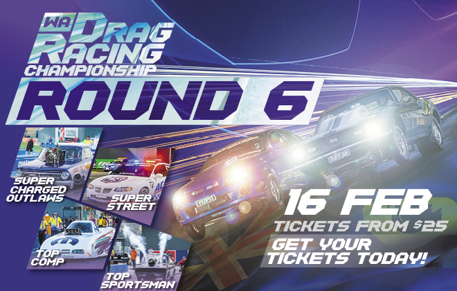 06. WA Drag Racing Championship Rd 6 - 16th February 2019