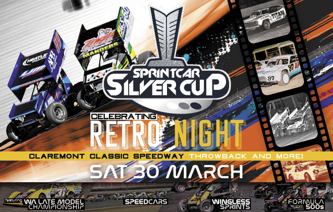 12. Silver Cup Super Speedway 30th March 2019 Image