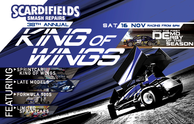 03. Scardifield Smash Repairs King of Wings & Demo Derby - 16th November 2019 Image