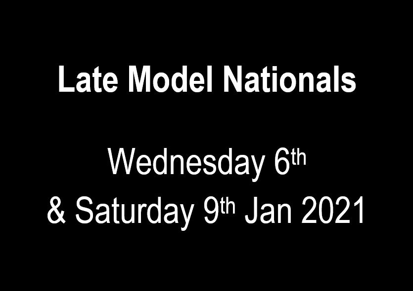 07. Late Model Nationals - 6th & 9th January 2021 Image